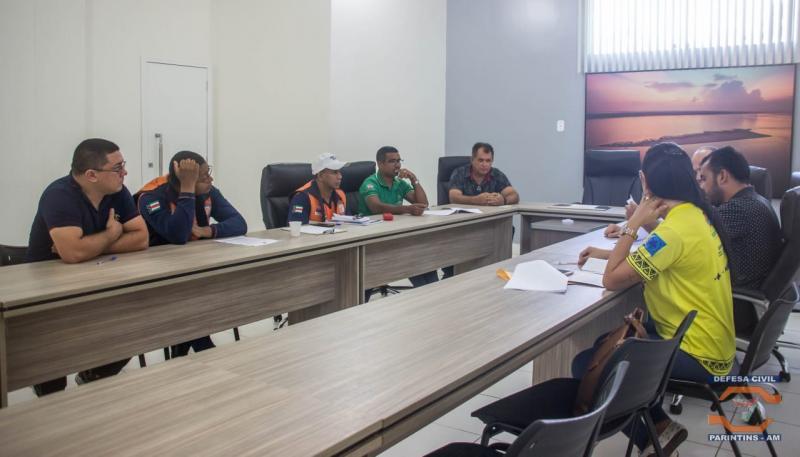 Prefeitura discute consequências da enchente