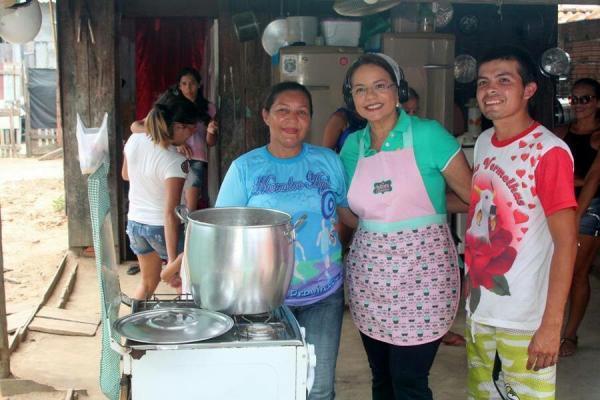 Márcia Baranda mantém em sigilo articulação de uma semana em Manaus