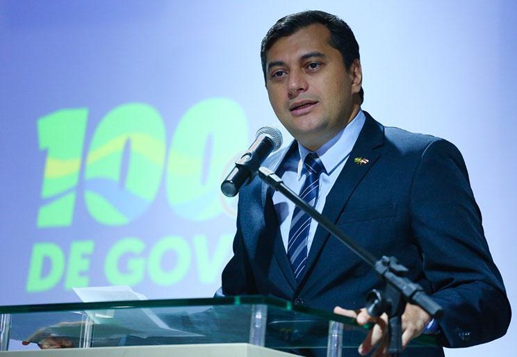 Em 100 dias de governo Wilson Lima reduz gastos e avança em investimentos
