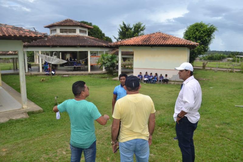 No Tracajá e Jará, Bi Garcia anuncia investimentos para as regiões