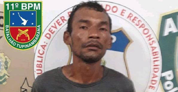 Polícia prende homem suspeito de furto de cadeira