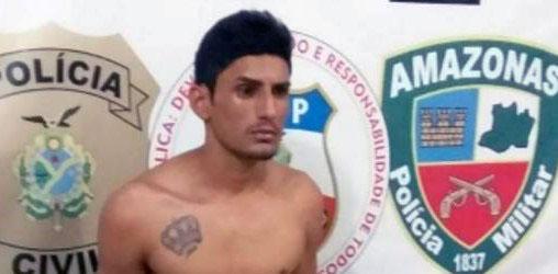 Suspeito de participação na morte de estudante preso em flagrante pela PM