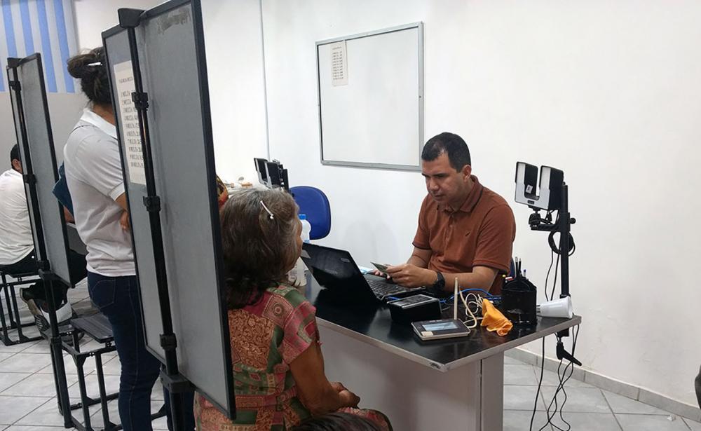 Prorrogado o prazo para o recadastramento biométrico