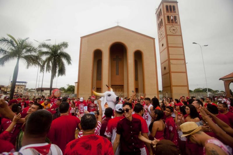 Mais de 40 mil pessoas marcam presença na Alvorada do Garantido