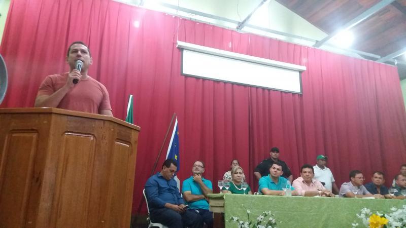 Reforma da Previdência é discutida em reunião em Parintins