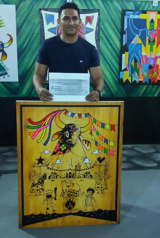 É escolhida a Imagem Oficial do 54º Festival Folclórico de Parintins