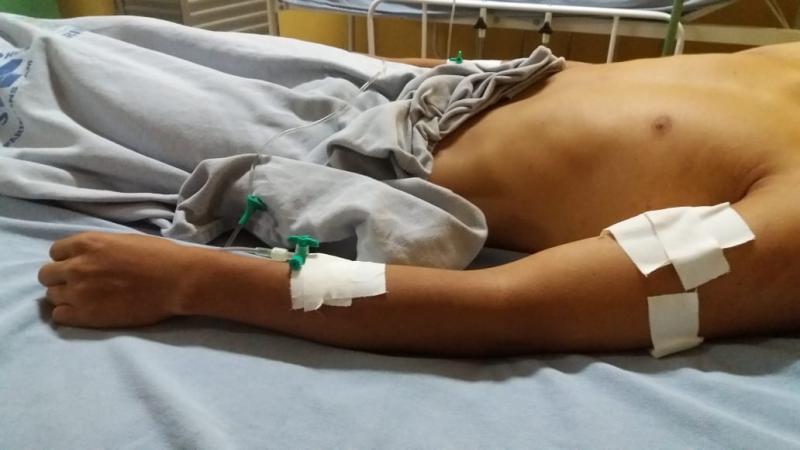 Adolescente sofre tentativa de homicídio com dois tiros em Parintins