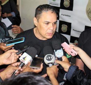 Governo do Estado pode romper contrato com a empresa responsável de construir o novo Presídio de Parintins, afirma secretário da Seap