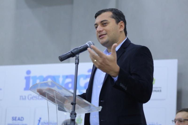 Wilson Lima chega em Parintins nesta quarta-feira (22)