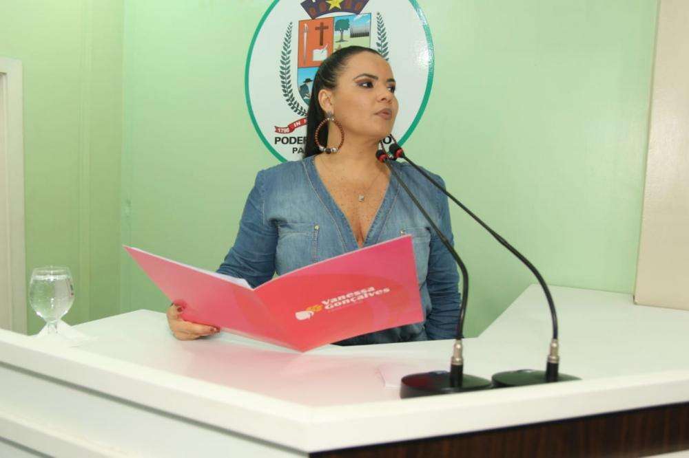 Segurança Pública: Vanessa Gonçalves pede contratação de delegado para Parintins