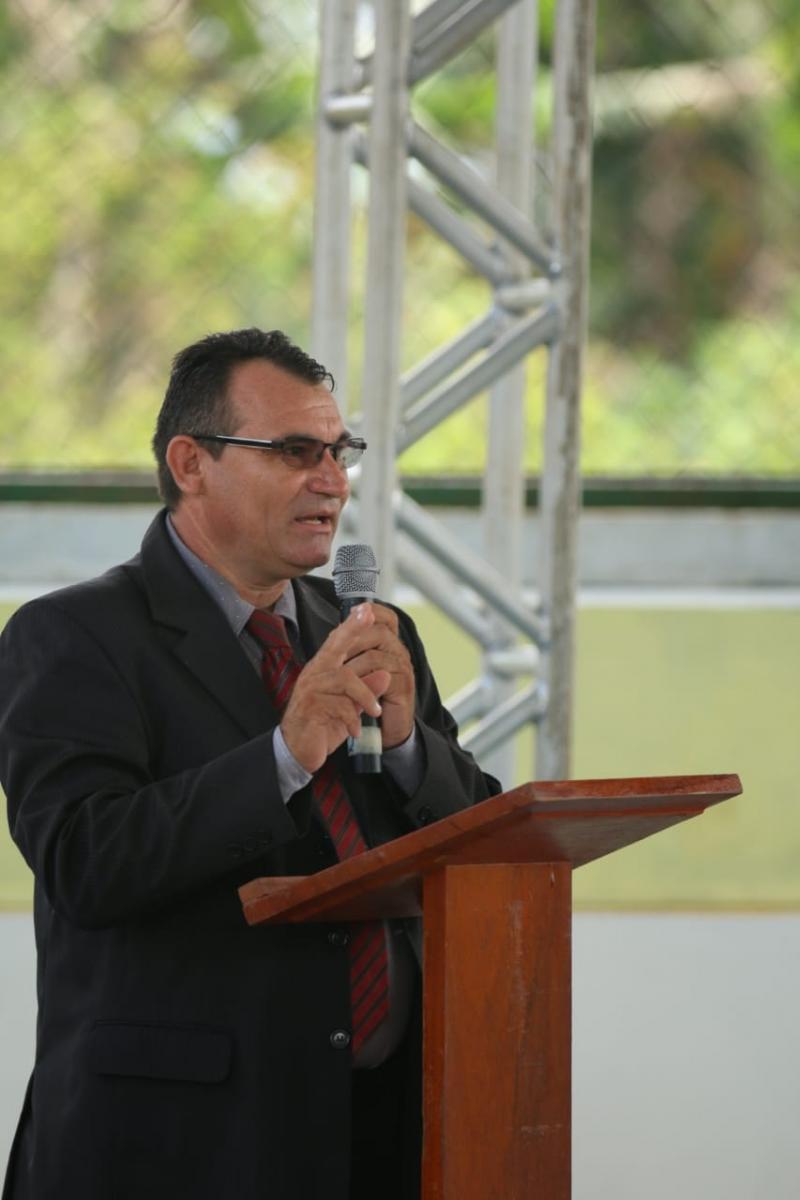 Sessão Itinerante realizada na Agrovila São Sebastião do Caburi é de autoria de Afonso