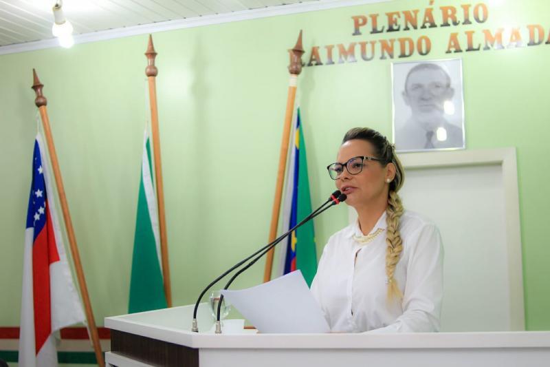 Câmara de Parintins aprova Moção de Pesar pelo falecimento da enfermeira Sônia Teixeira