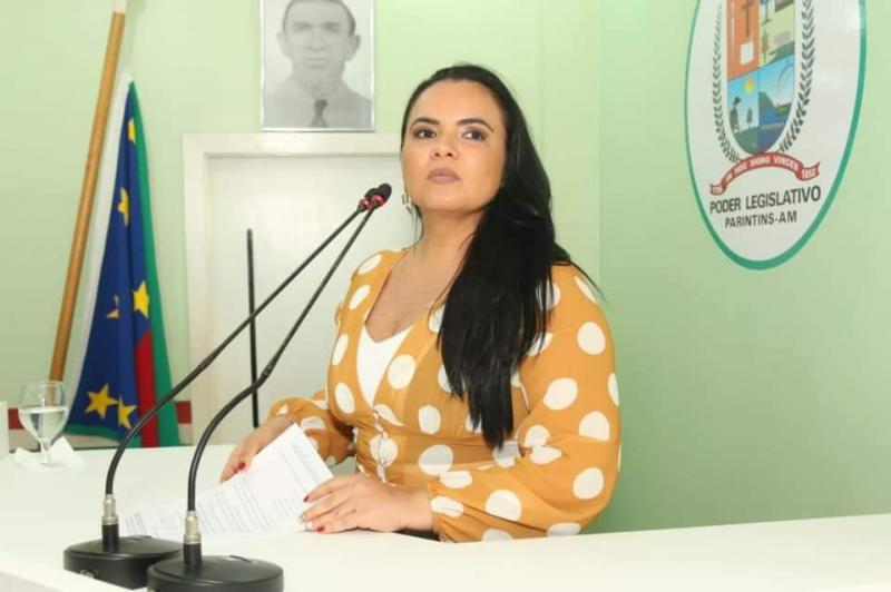 Vereadora Vanessa ressalta Regionalização da Saúde em Parintins