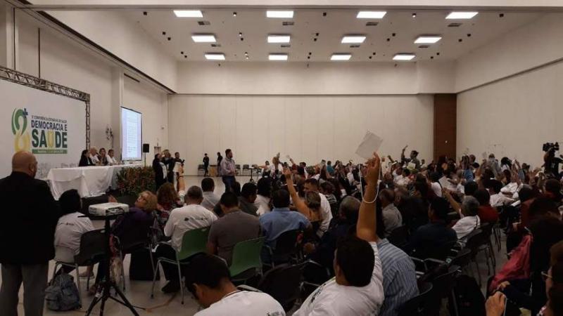 Comissão divulga candidaturas deferidas para eleição do Conselho Estadual de Saúde