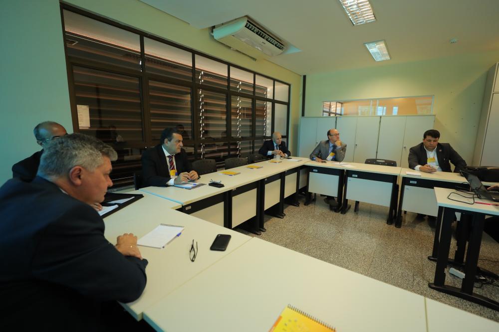 Governadores da Amazônia Legal discutem Fundo Amazônia e Consórcio Interestadual em Palmas, no Tocantins