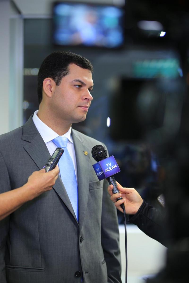 Saullo Vianna propõe que atendimento a vítimas de violência doméstica seja prioridade no IML