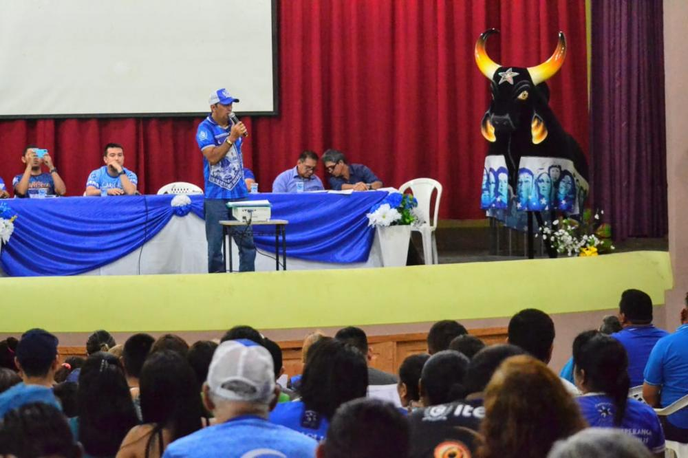 Maioria de sócios aprova prestação de contas do Boi Caprichoso 2018-2019