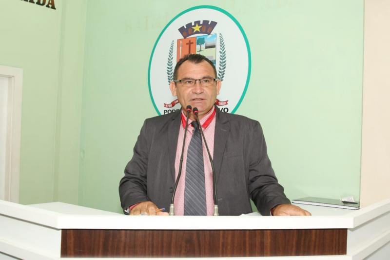 Afonso Caburi destaca o trabalho do poder executivo no atendimento de requerimentos de seu gabinete em benefício à zona rural