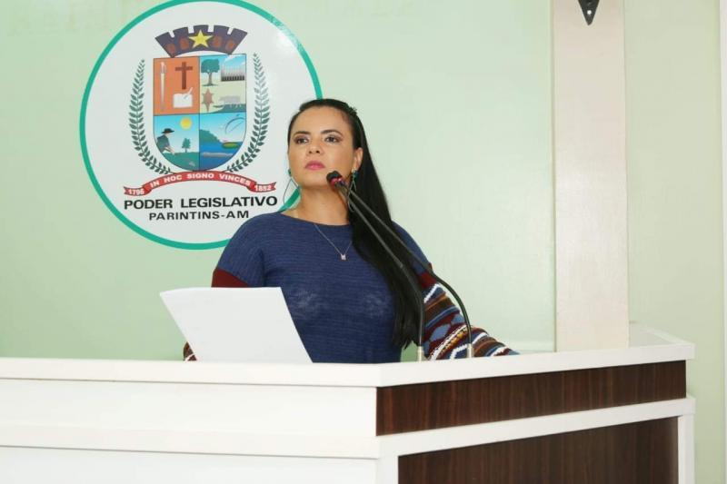 Vereadora Vanessa propõe campanha de prevenção ao suicídio no município de Parintins