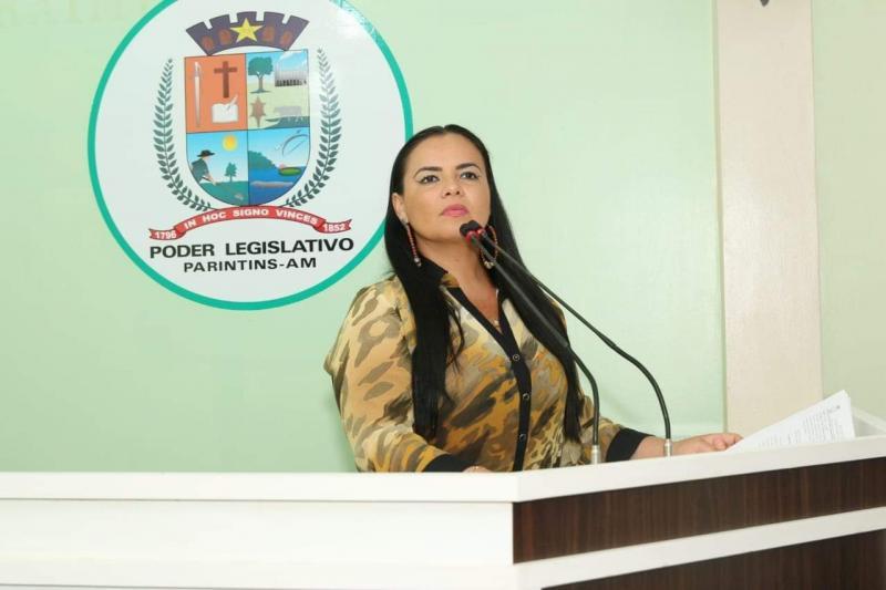 Vanessa Gonçalves defende aquisição de viatura parao Programa Ronda Maria da Penha