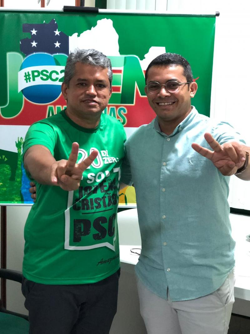 Pré-candidato a vereador, Chico Fidelis, entra para o PSC