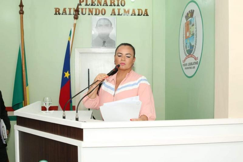 Projeto de Lei: vereadora Vanessa propõe criação de cadastro municipal de pessoas com deficiência em Parintins