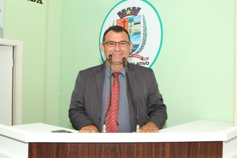 Vereador Afonso trata sobre a saúde na zona rural, Distrito do Caburi