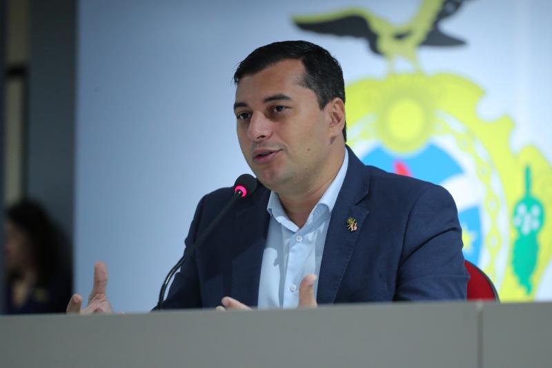 Wilson Lima encaminha à Assembleia Projeto de Planejamento do Governo do Amazonas, o PPA  2020-2023