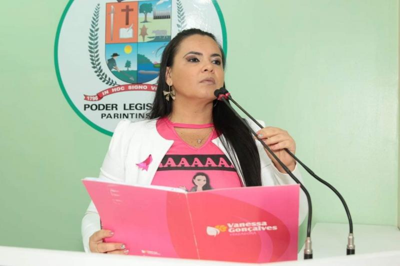 Vereadora Vanessa apresenta demandas da Comunidade São Tomé