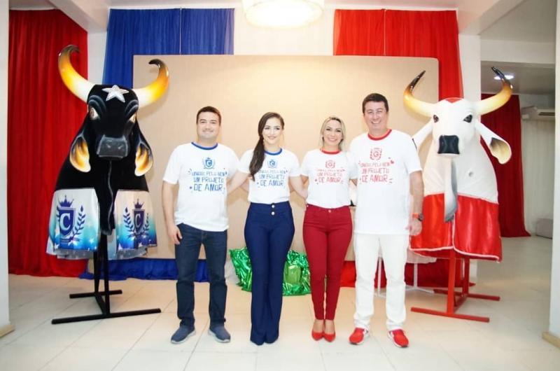 Bumbás promovem Ação Social para beneficiar abrigo de Parintins