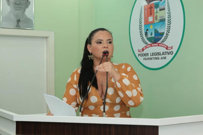 Vereadora Vanessa defende transporte escolar para Comunidade São Tomé