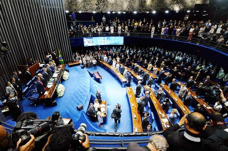 Senado aprova reforma da Previdência