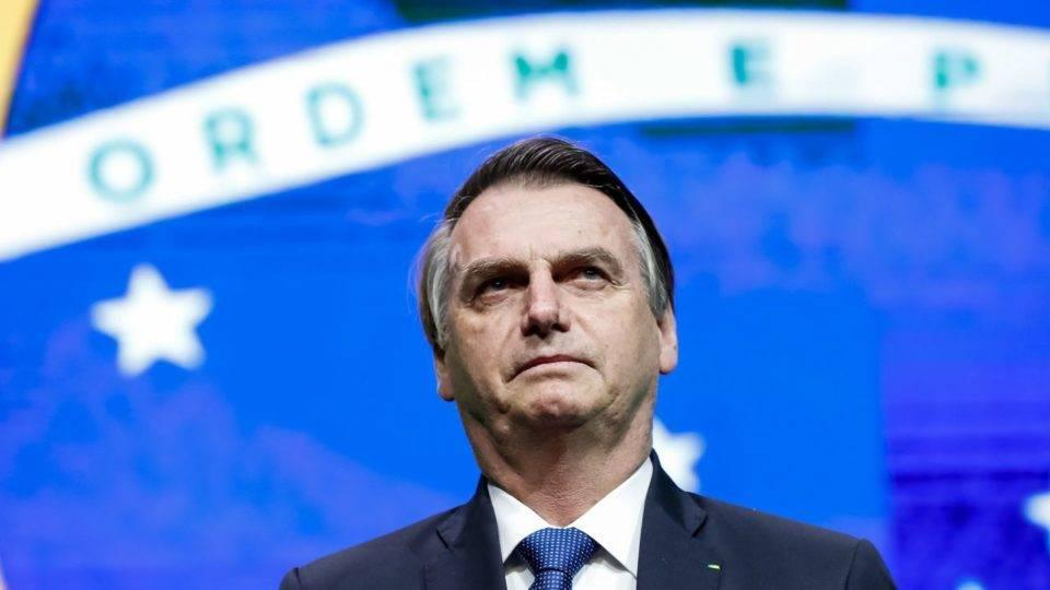 Bolsonaro diz que Witzel lhe contou no dia 9 de outubro sobre o envolvimento no caso Marielle