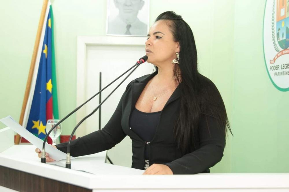 Vanessa Gonçalves enfatiza demandas das Comunidades Sagrado Coração de Jesus e Nova Canaã