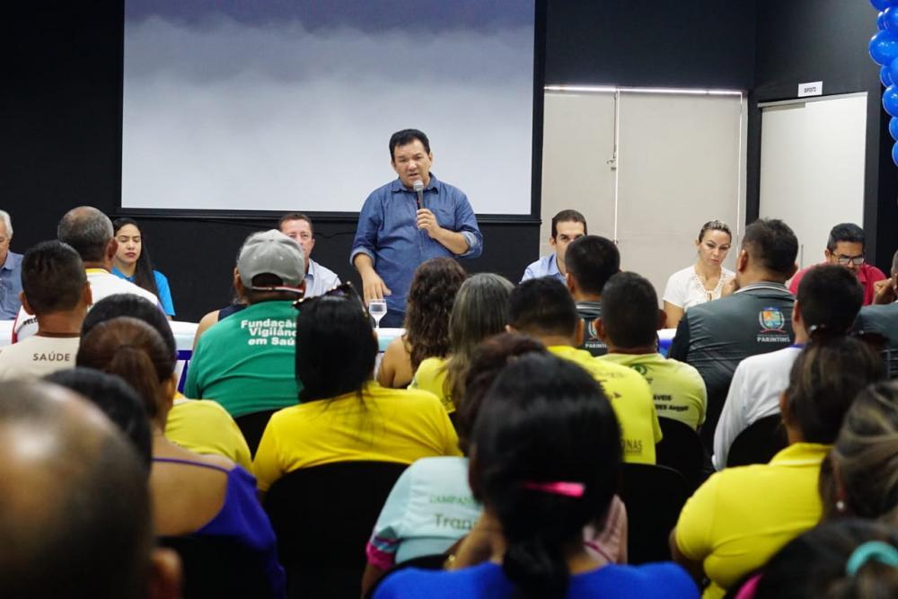 Dois mil exames de PSA são oferecidos em Parintins durante o Novembro Azul