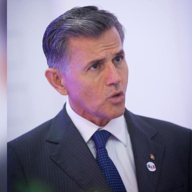 Questionado sobre a ausência da OAB na audiência pública com a Amazonas Energia, Juscelino afirma que o órgão não recebeu convite