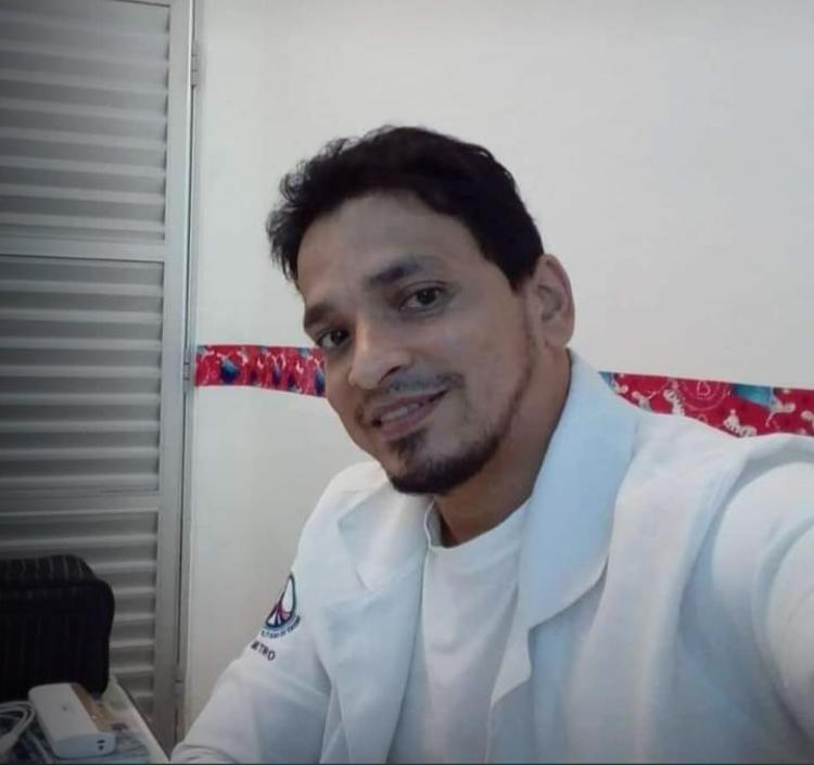 Fisioterapeuta sofre acidente de trânsito e tem traumatismo craniano, em Parintins