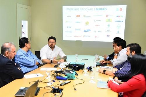 Governo do Amazonas aproxima gestão de instituições de tecnologia e estuda fontes de financiamento para implantação de parque tecnológico