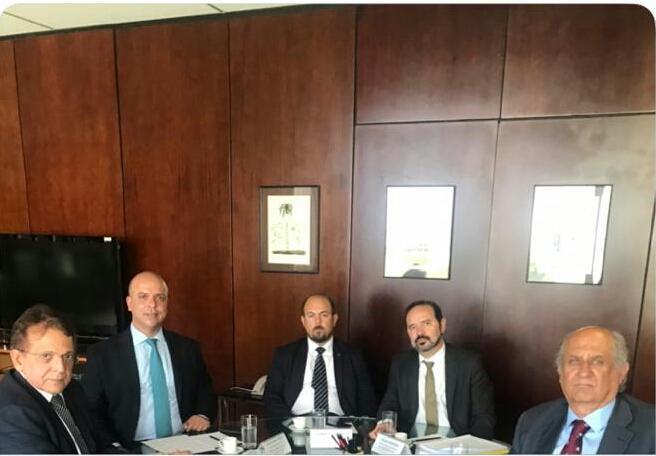 Pauderney se reúne com empresários e representante do ministério da Economia para discutir sobre as mudanças da Lei de Informática