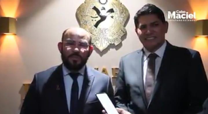 Parintins receberá duas novas ambulâncias via emenda impositiva do deputado estadual Cabo Maciel
