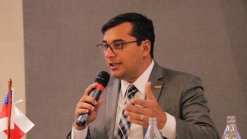 Em Madri, Wilson Lima apresenta modelo de financiamento adotado pelo Amazonas para captação de recursos