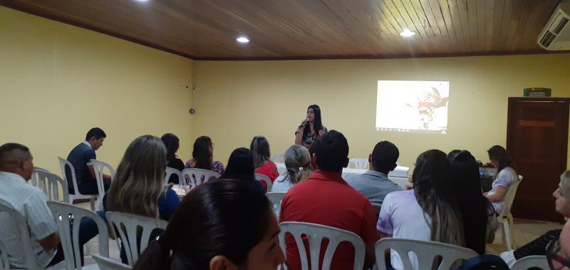 Projeto de intervenção do curso de pós-graduação em Gestão e Preceptoria destinado a servidores públicos da rede municipal de saúde é apresentado nesta sexta (13), no auditório do Amazon River