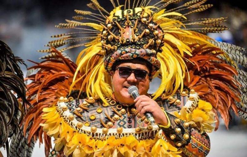 David Assayag celebra 51 anos com show em Manaus