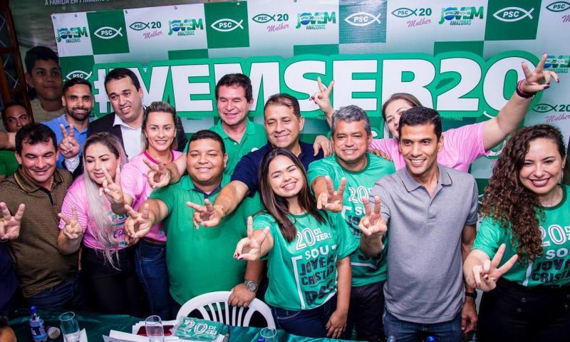 Partido de Wilson Lima, PSC se articula para eleições 2020