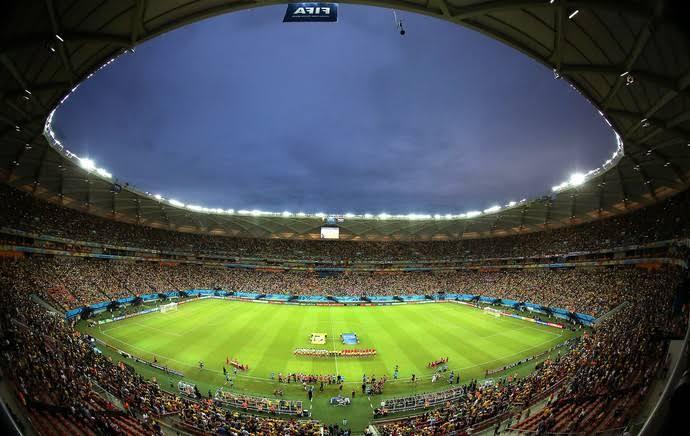 Manaus sediará jogo do Brasil nas eliminatórias da Copa de 2022