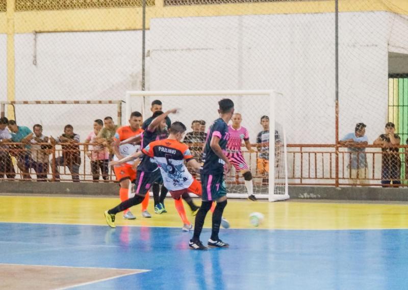 Tudo pronto para a 23ª Copa Alvorada de Futsal