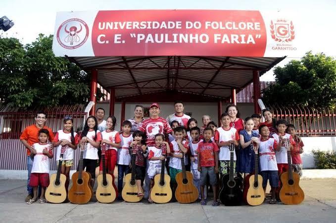 Universidade do Folclore Paulinho Faria abre matrículas nesta segunda-feira (10)