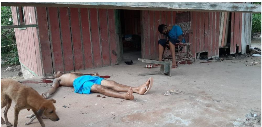 Chacina: quatro são mortos e criança é ferida em Presidente Figueiredo