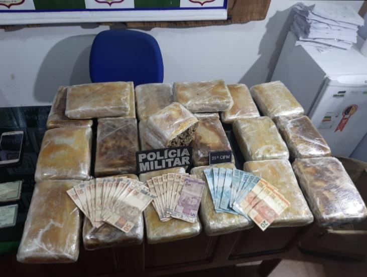 Drogas que seriam vendidas em Alter do Chão são apreendidas em Óbidos