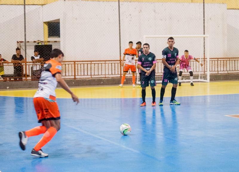 Jogos da Copa Alvorada de Futsal 2020 serão realizados na Quadra Poliesportiva Silvio Miotto